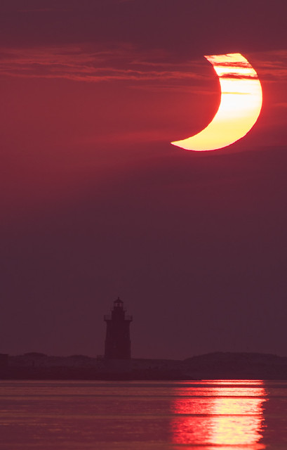 Partial Solar Eclipse  (NHQ202106100002)