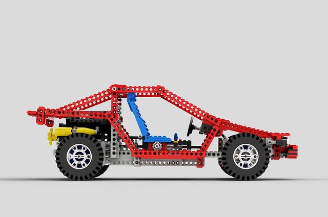 Lego Test Car