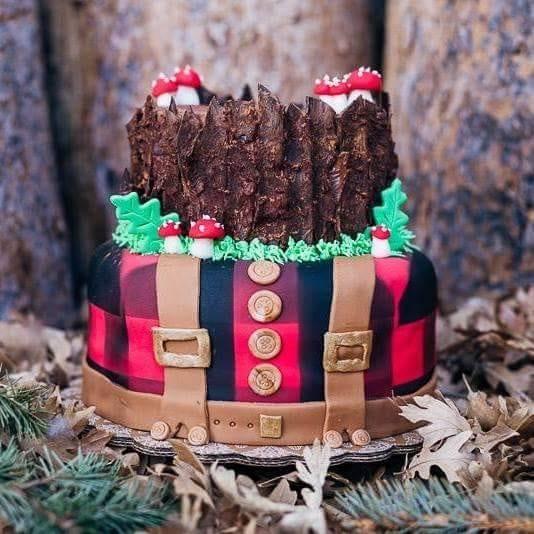 Cake by Three Bears Cakery