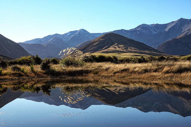 Reflection Lake Coleridge