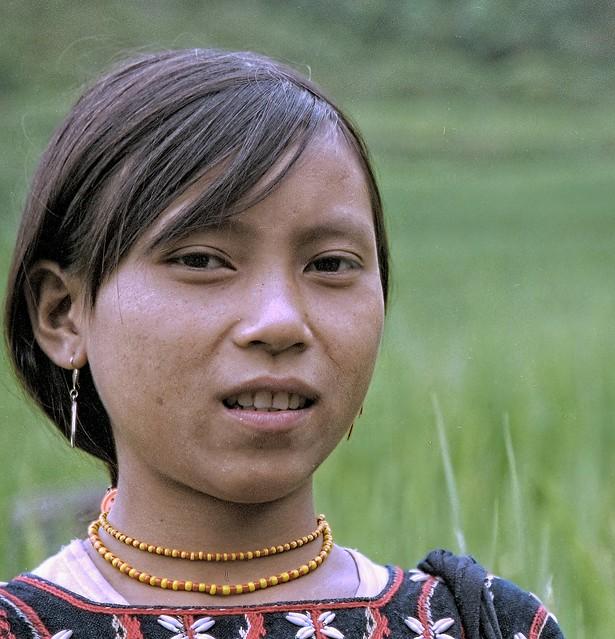 Vietnam - Sapa - Phu La girl
