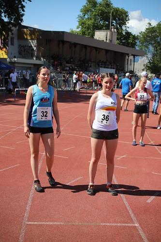 Championnats Alpes de 1/2 fond à Grenoble