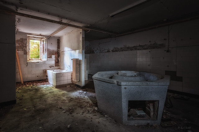 Badetag im Jugendheim