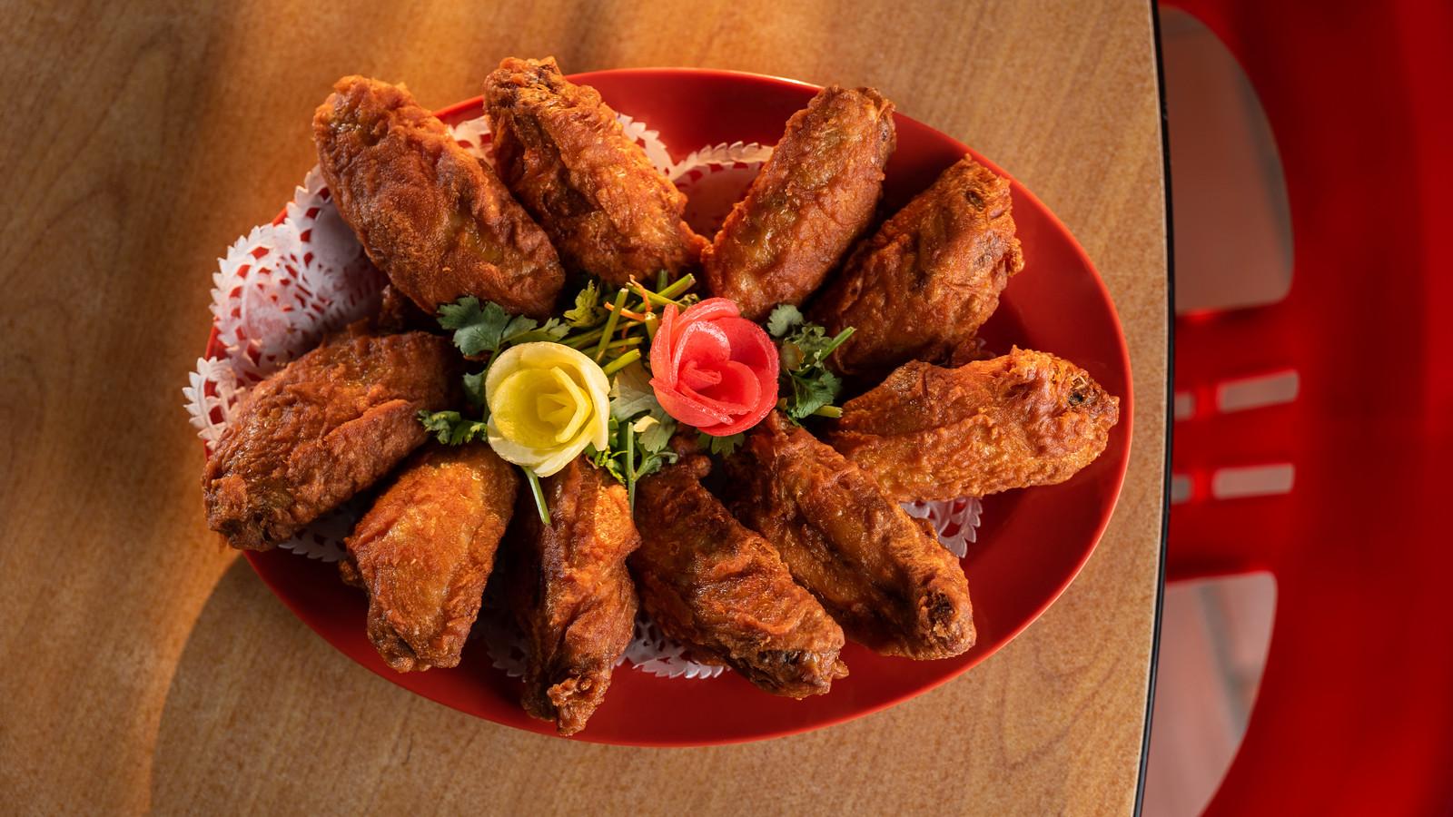Prawn paste chicken 2