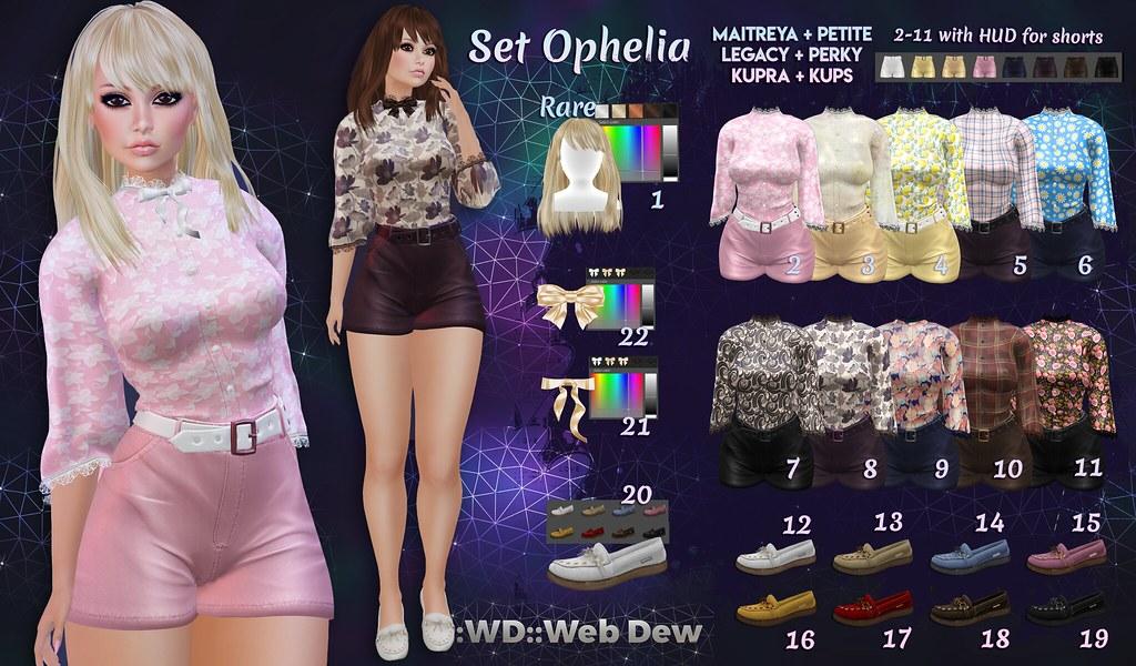 Set Ophelia @ eBENTO Event