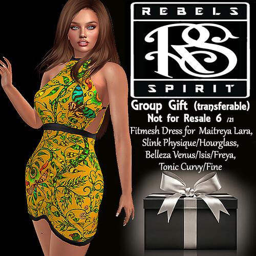 RebelsSpirit Group Gift 06 (transferable)