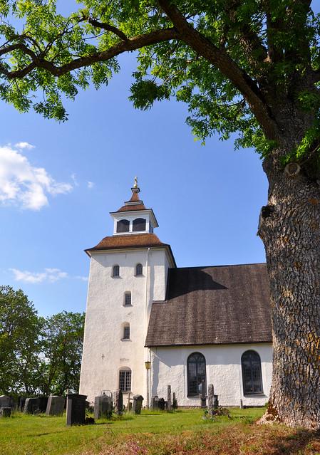 Järeda church