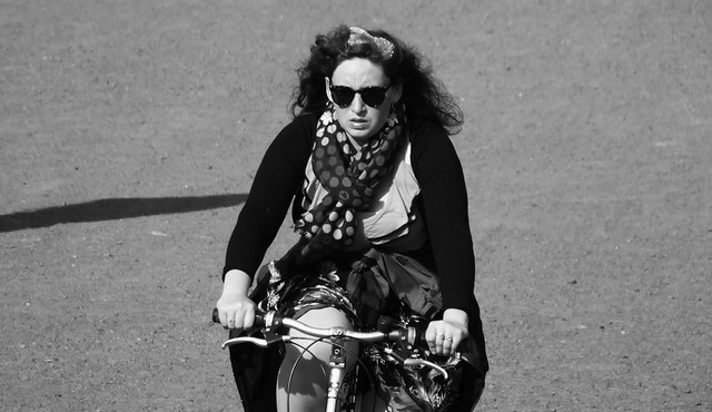 Serious Cyclist
