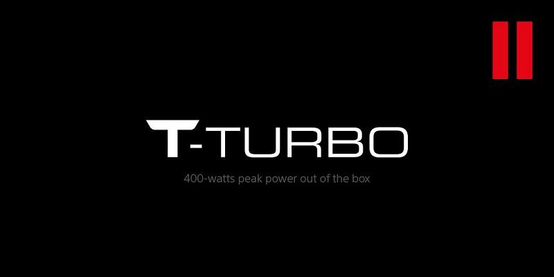 Thrustmaster T-Turbo