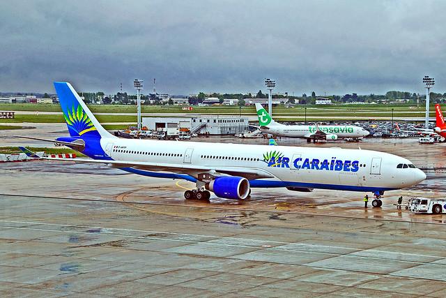 F-HPTP   Airbus A330-323E [1265] (Air Caraibes Atlantique) Paris-Orly~F 23/05/2016