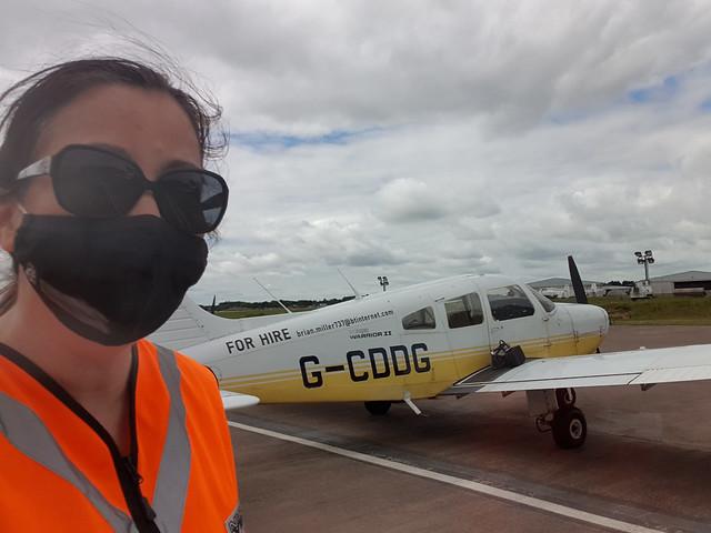 Practical flight test plane