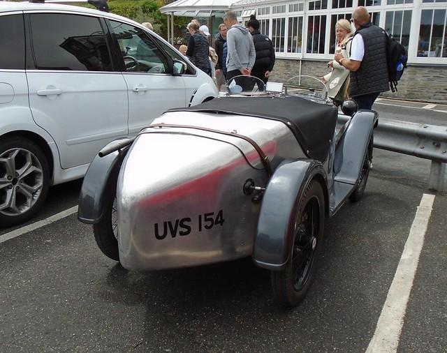 1936 Austin 7 Ulster
