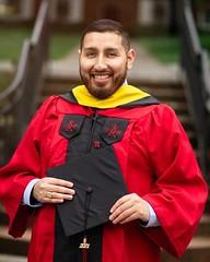 Jordy Padilla Master Degree from Rutgers