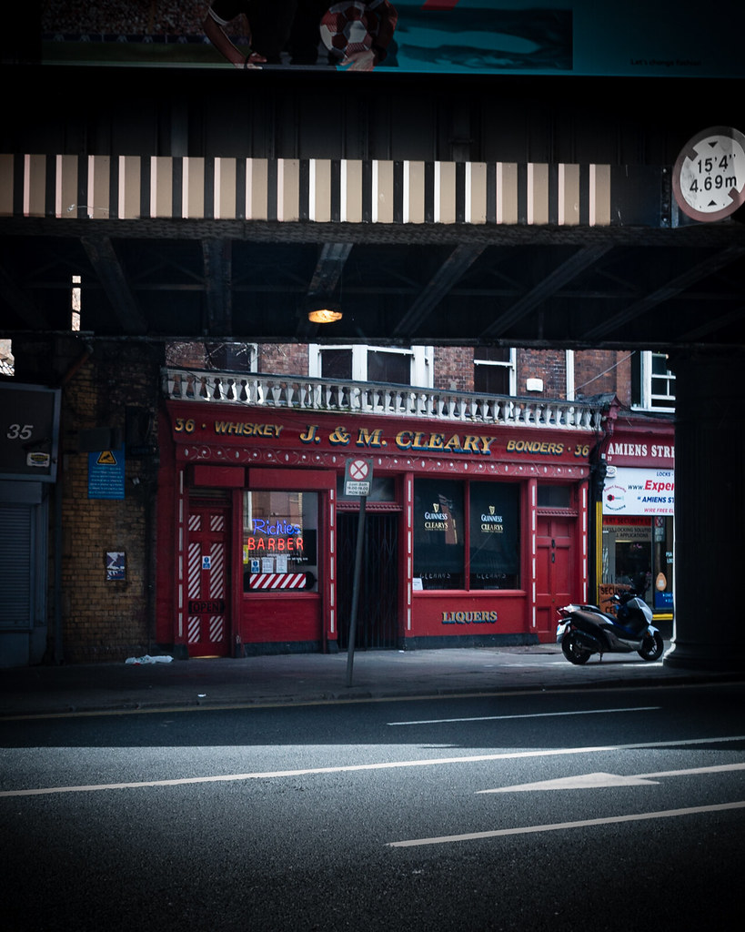 J.& M. Cleary's – Amiens St.
