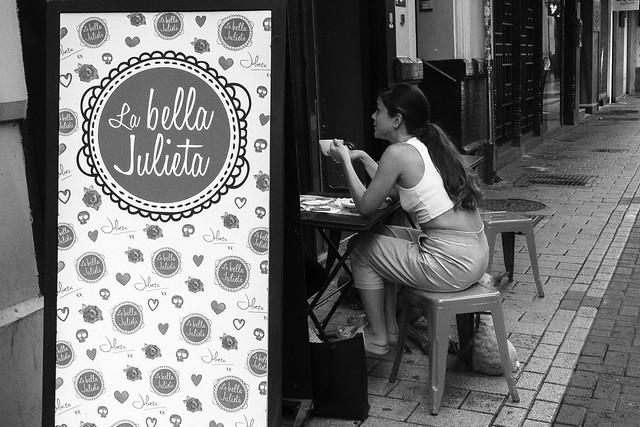 La Bella Julieta.