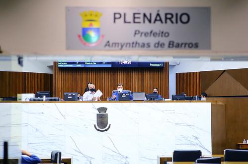 46ª Reunião Ordinária do Plenário