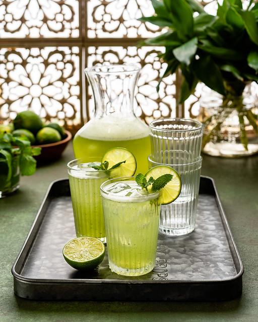 Lime Mint Juice 2