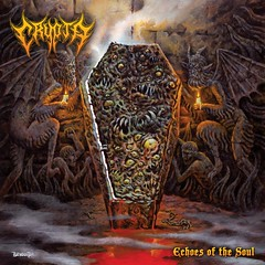 Album Review: Crypta - Echoes of the Soul