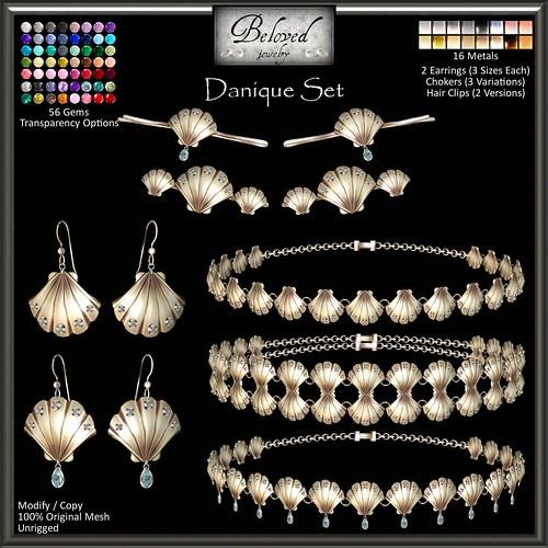 Beloved Jewelry : Danique Set