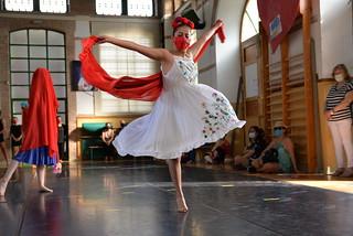 Taller de Danza UPV