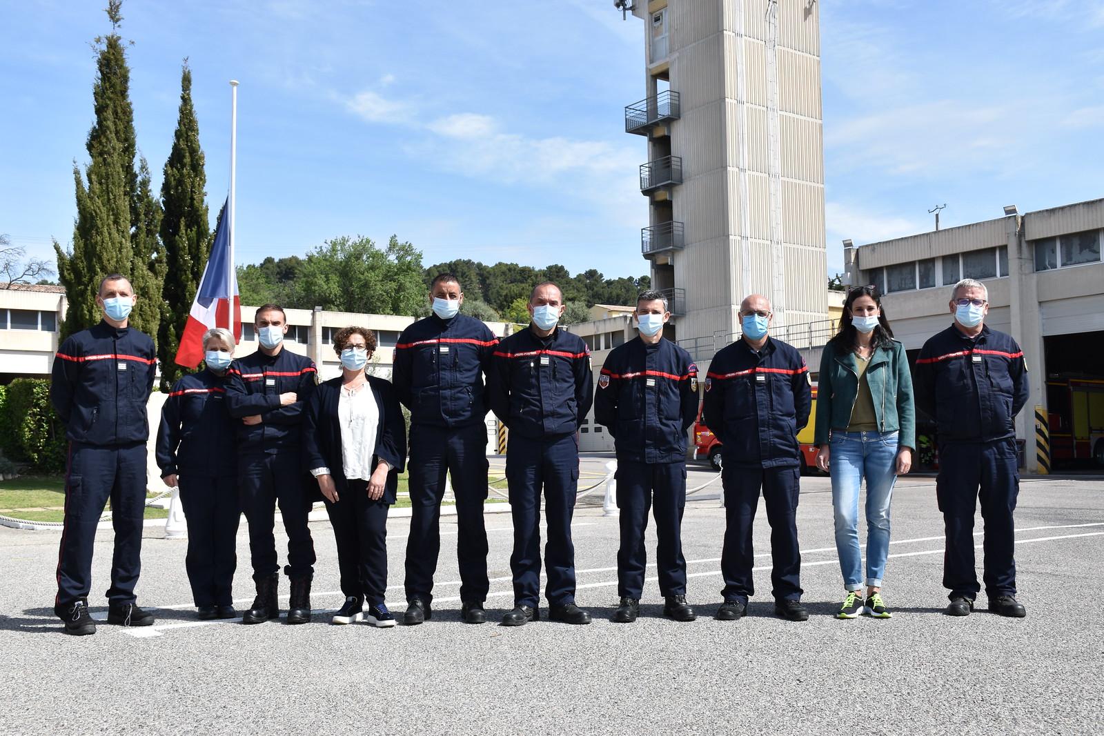 Mixité et volontariat : comment les Pompiers13 pensent la caserne de demain à Aix