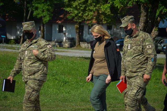Olivera Injac i Milutin Đurović - Kolašin, Andrijevica (10.06.2021.)