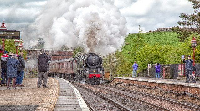 The Fascination of Steam Locomotives.