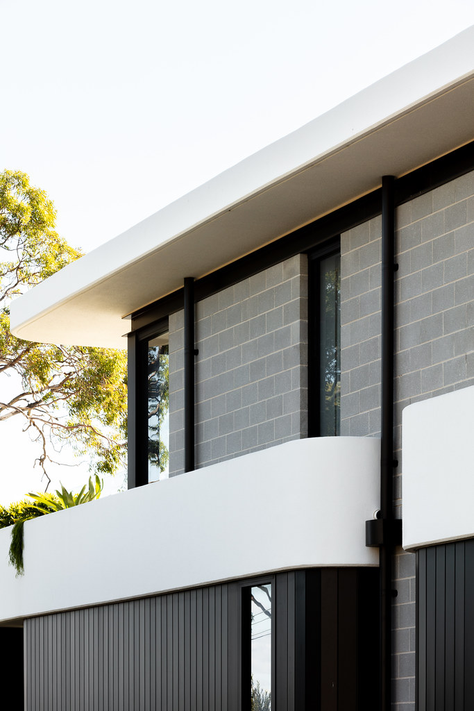 Taren Point House - Architec Honed in Pearl Grey - Alex Mayes Photography (15)