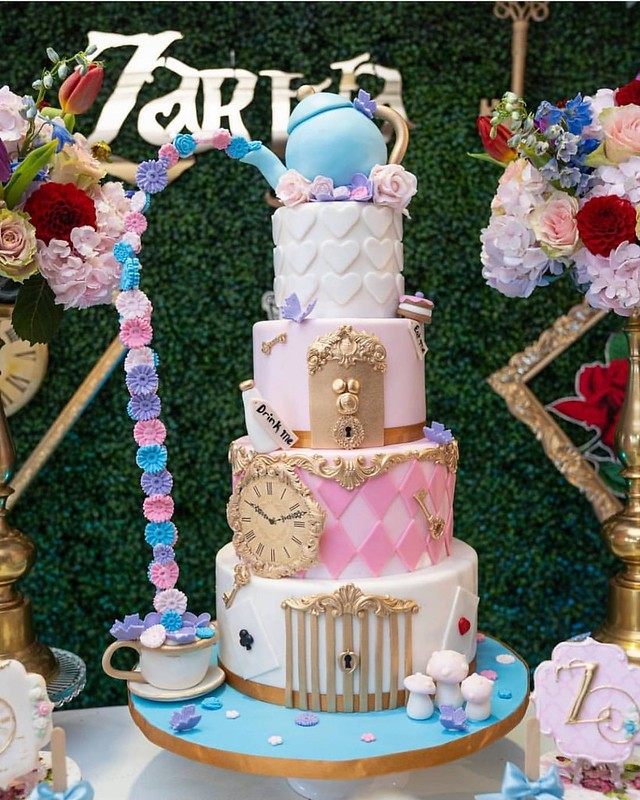 Cake by Jellybean Cupcakes Nyc