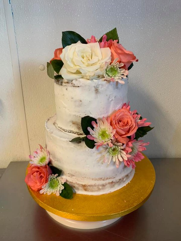 Cake by El Molinito's Cakes