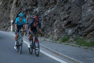 Tour de Suisse 5st stage: Gstaad > Leukerbad