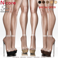 """N-core SARA """"Wood Edition"""" Special OFFER"""