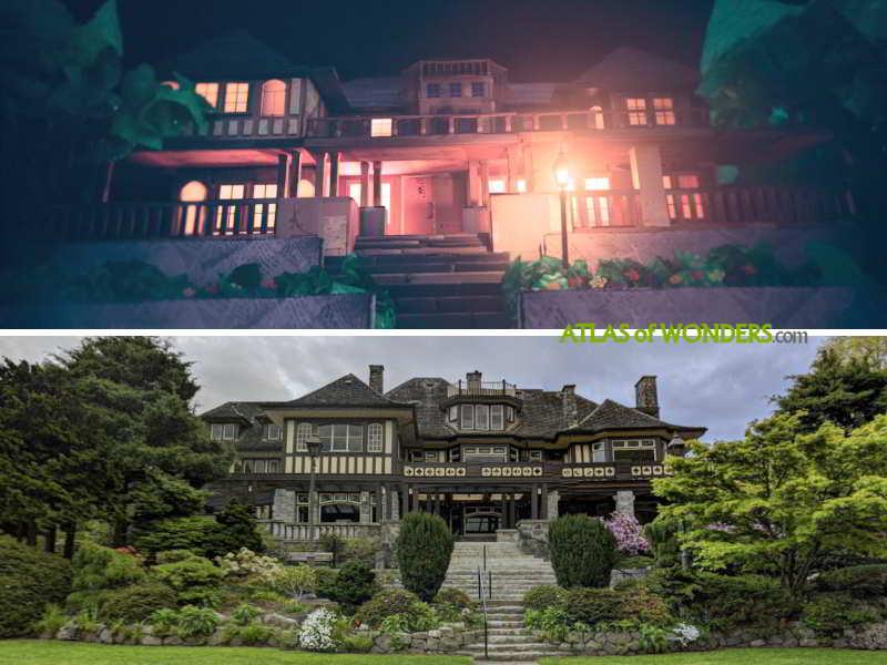Catherine Woodruff Mansion