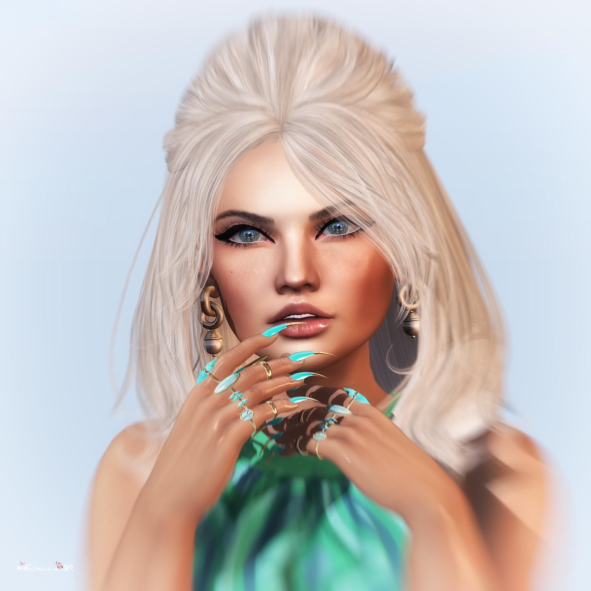 Olympe Portrait