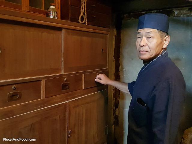 okayama singing cabinet