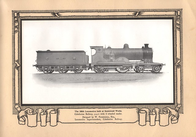 Armstrong Whitworth Steam Locomotives Catalogue