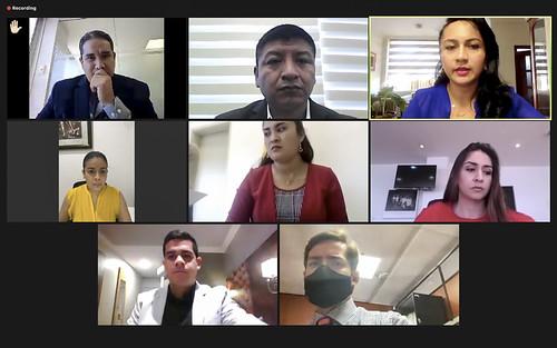 COMISIÓN DE SOBERANÍA ALIMENTARIA Y DESARROLLO DEL SECTOR AGROPECUARIO Y PESQUERO, ECUADOR, 10 DE JUNIO DEL  2021