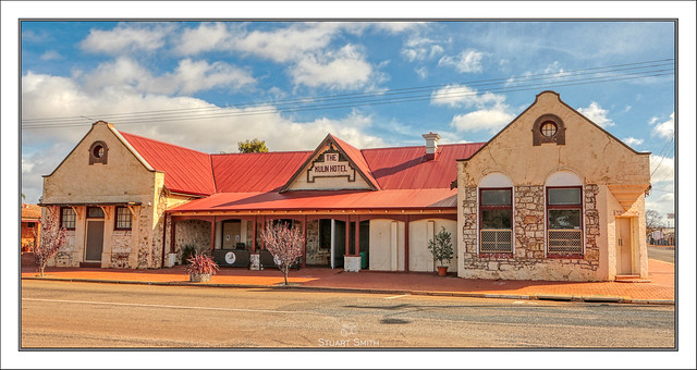 Kulin Hotel, Johnston Street, Kulin, Western Australia