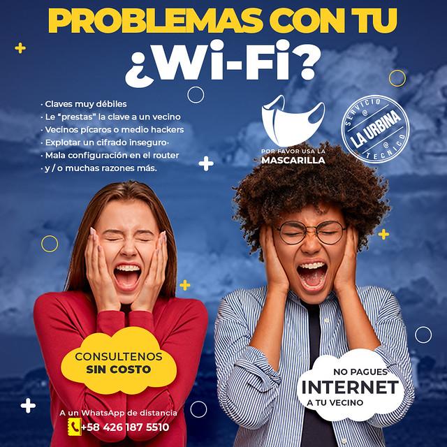 ¿Problemas con tu Wi-Fi?