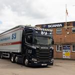 S & J European Haulage Ltd