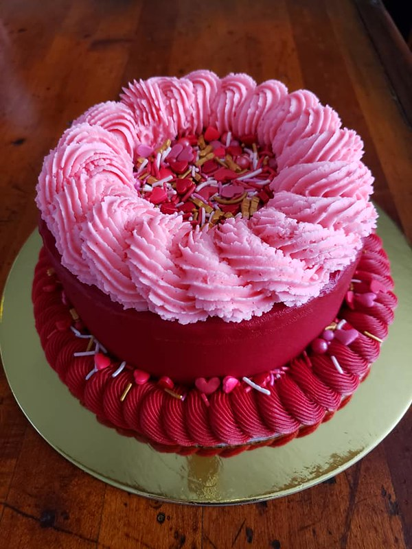 Cake by Cakes and Cream
