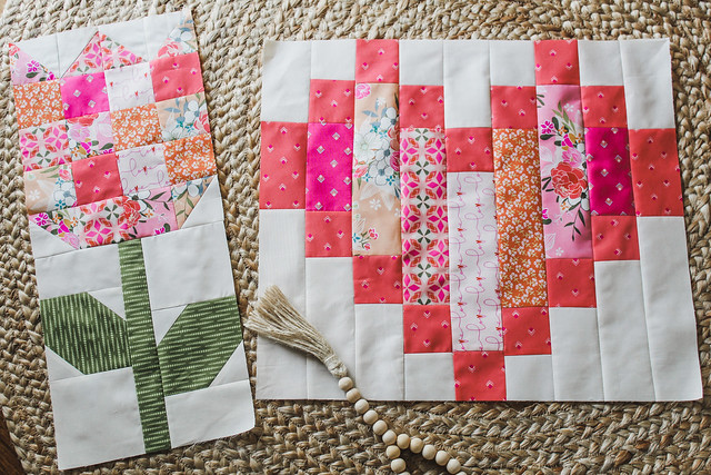 Pat Sloan's quilt blocks
