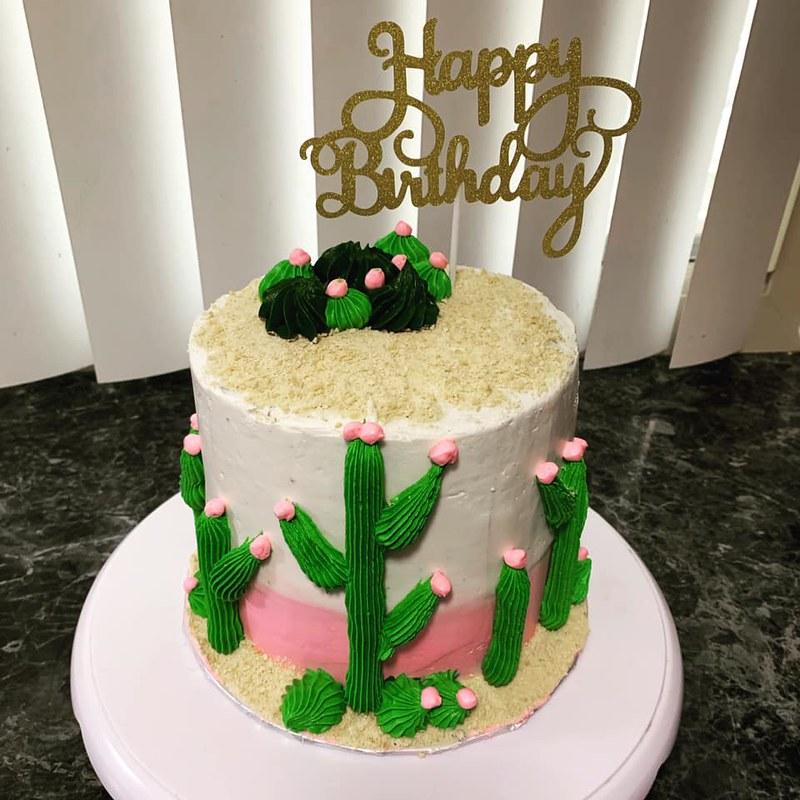 Cake by Little Monkey's