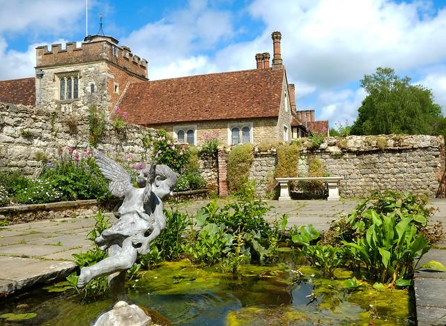 Walled Garden @ Ightham NT Kent