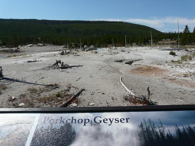 Porchop Geyser