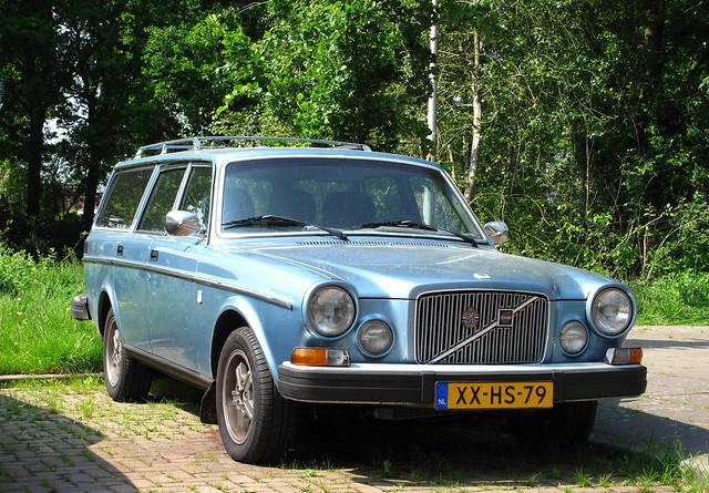 1973 Volvo 164 E '165' Automatic