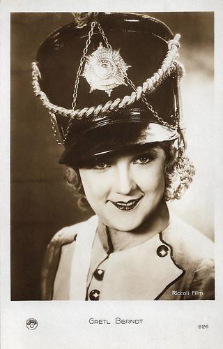Gretl Berndt in Das Rheinlandmädel (1930)