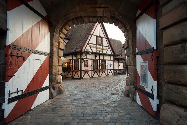 Benvenuti a Norimberga