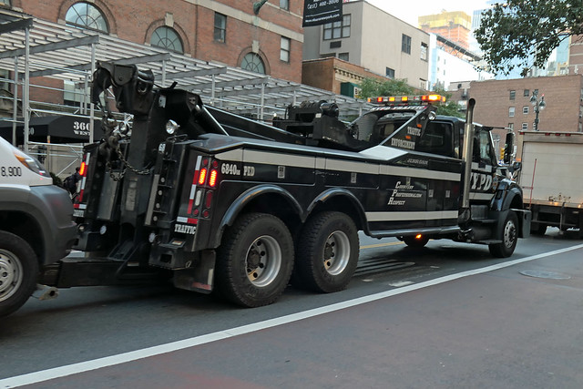 NYPD Tow Truck  6840