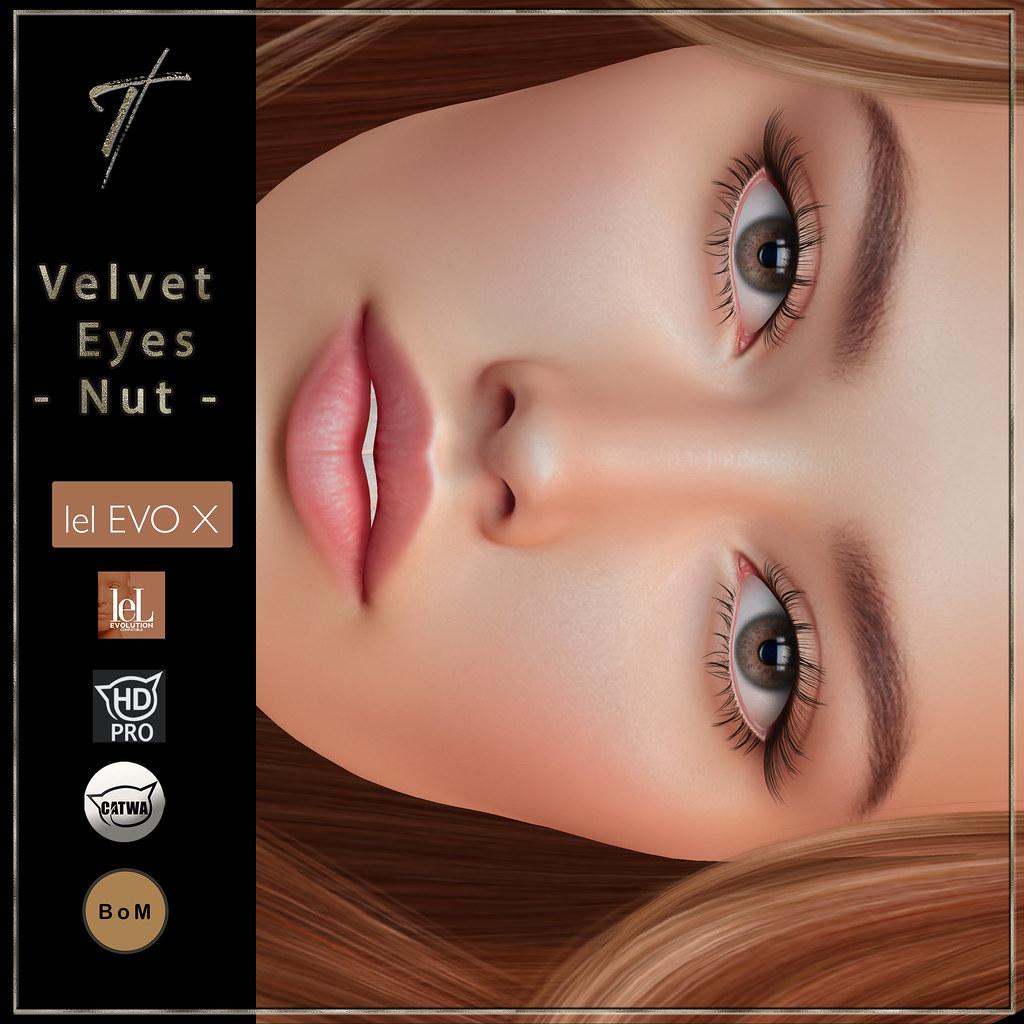 Tville – Velvet Eyes @ Pretty